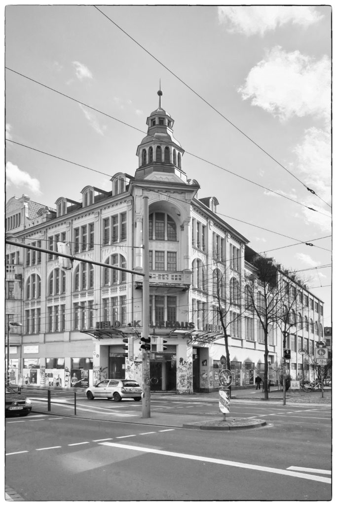 Kaufhaus Held/Leipzig